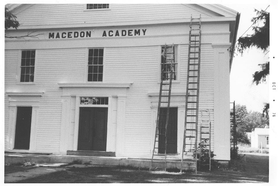 Macedon Academy 1970s