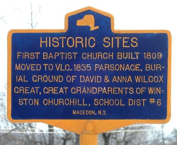 12 Historic Sites