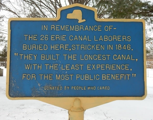 6 Erie Canal Laborers