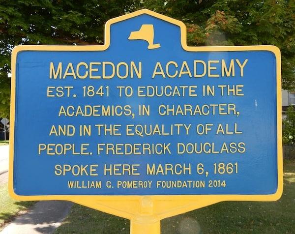 7 Macedon academy