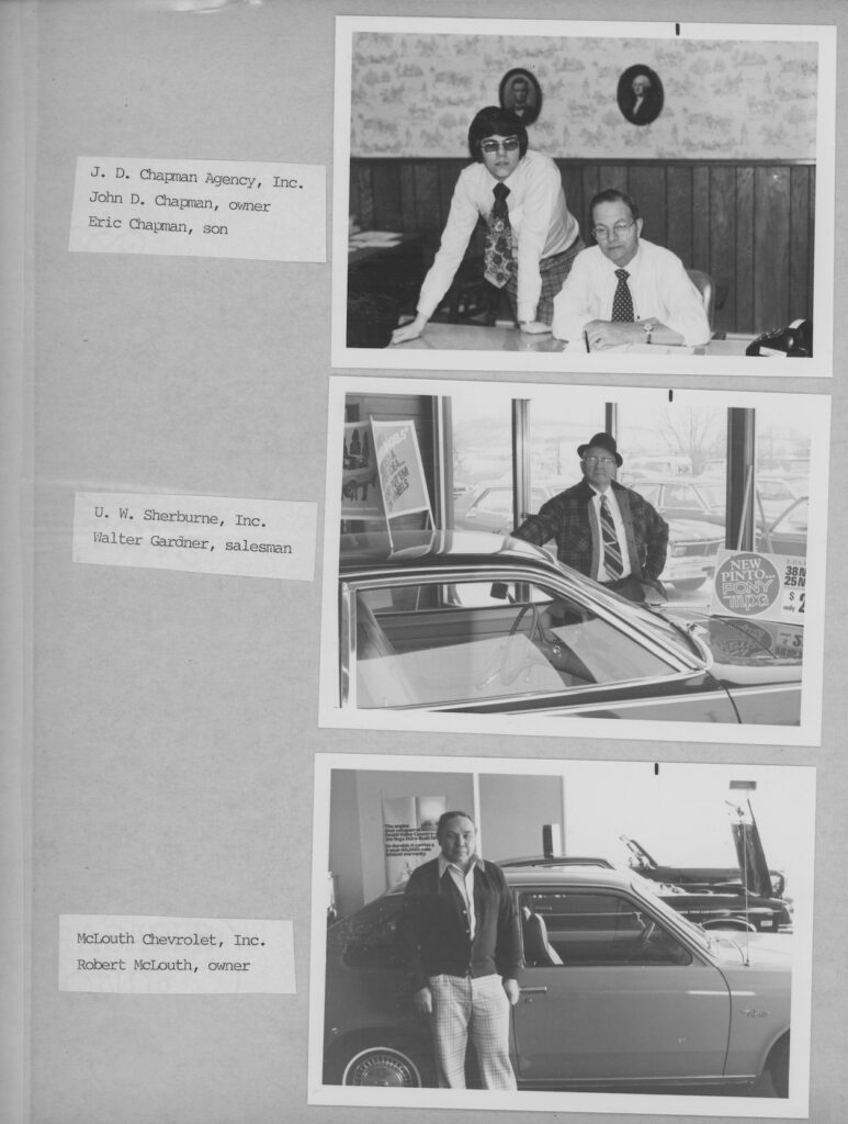 1976 Photo Album page 21