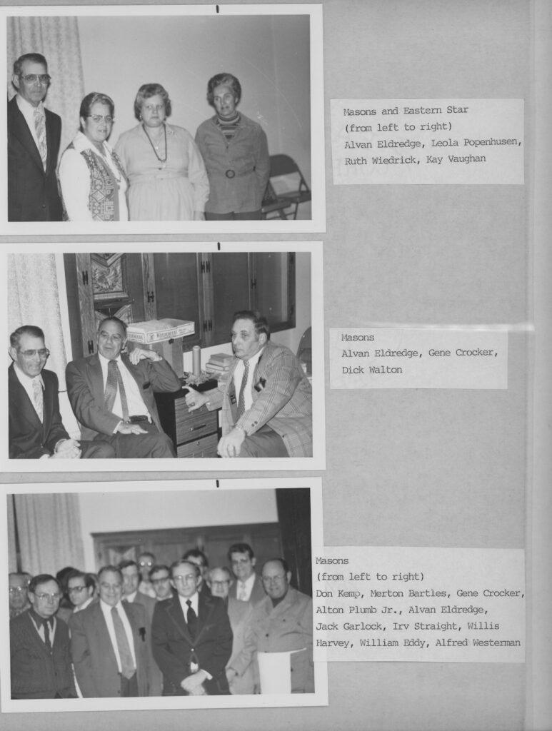 1976 Photo Album page 28