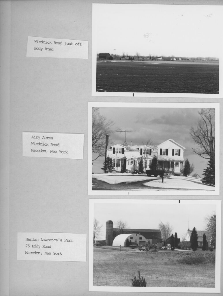 1976 Photo Album page 3