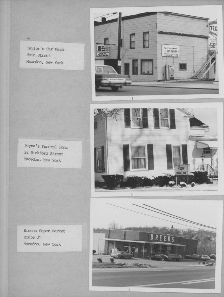 1976 Photo Album page 9