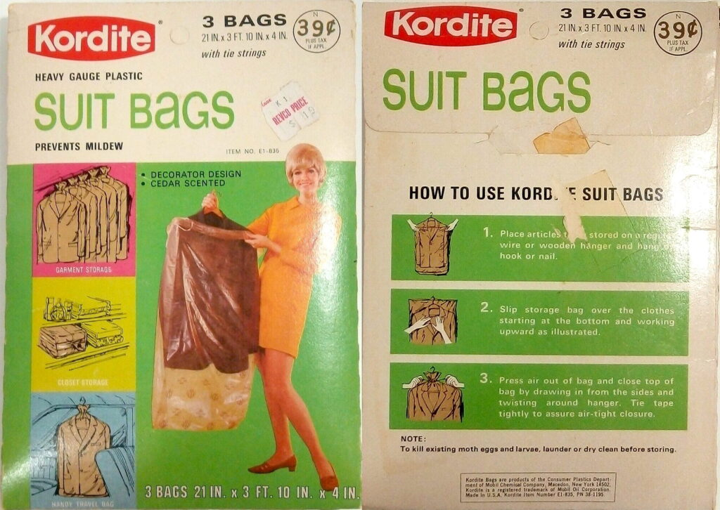 Kordite suite bags