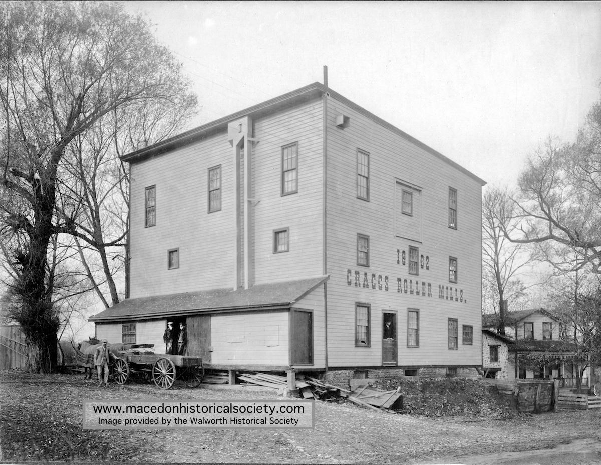 a mill on Walworth Road