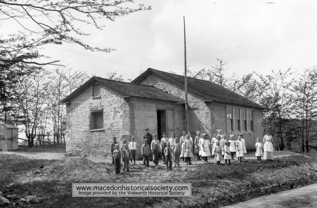 District #1 school house
