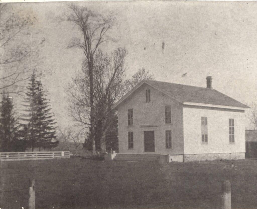Grange Building 1900